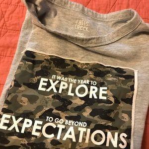 EXPLORE tee shirt